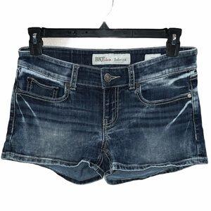 BKE Denim jeans Sabrina jean shorts size 28